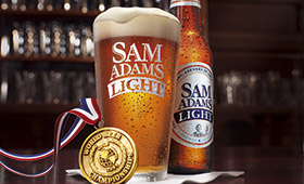 Sam Adams Point of Sale
